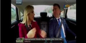 NTV -ARKA KOLTUK Konuk: TÜGİK Genel  Başkanı - Erkan Güral