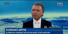 Haber Türk TV-Ekonomide Görünüm-Konuk: Erkan Güral