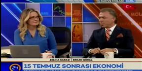 KAHVE MOLASI -Konuk: Erkan Güral -08.08.2016