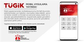 TÜGİK Mobil Uygulaması