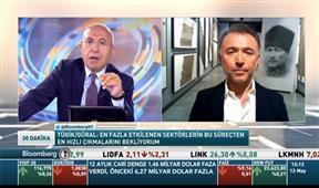 Sayın Erkan Güral, Bloomberg TV'de Sayın Ali Çağatay 'ın sunduğu 30 Dakika adlı programda